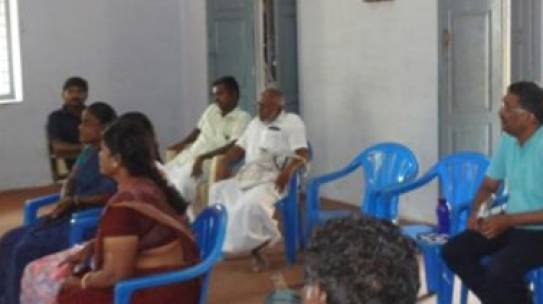 Madurai Cow Workshop